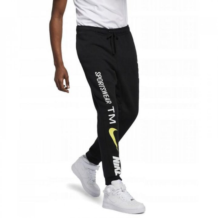 Nike NSW fekete férfi melegítőnadrág