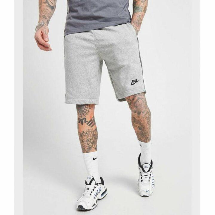 Nike NSW szürke férfi rövidnadrág
