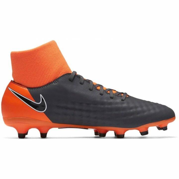 Nike Obra 2 Academy DF FG szürke férfi sportcipő
