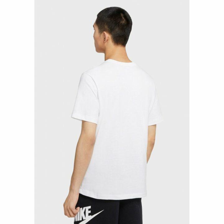 Nike Paris fehér férfi póló