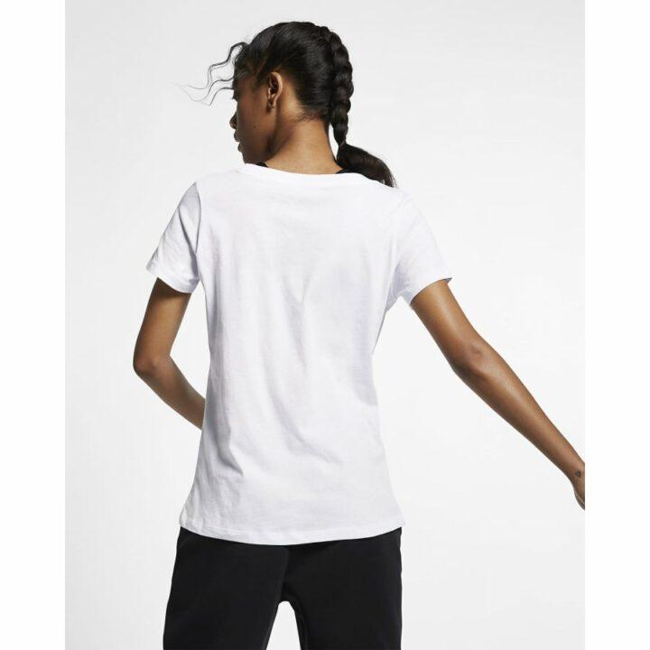Nike Paris fehér női póló
