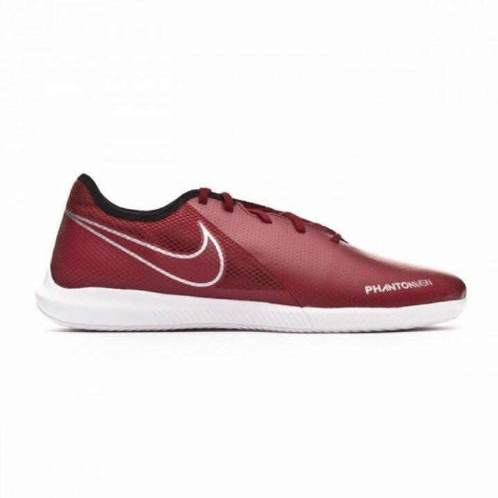 Nike PHANTOM VSN ACADEMY IC bordó férfi sportcipő
