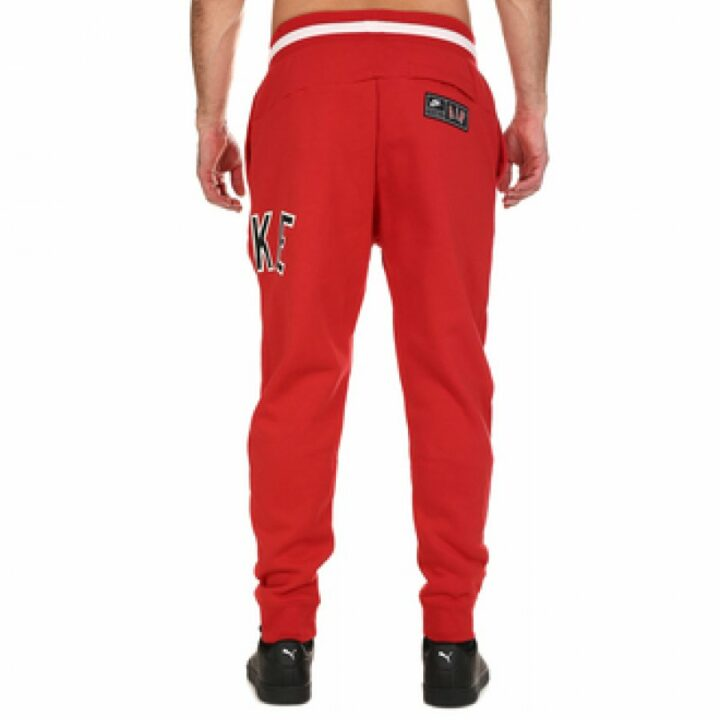 Nike piros férfi melegítőnadrág