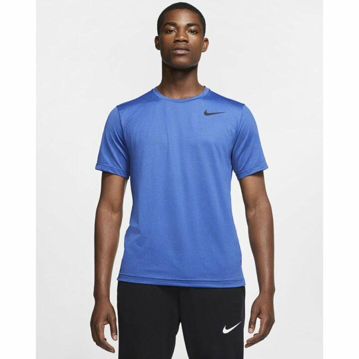 Nike Pro kék férfi póló