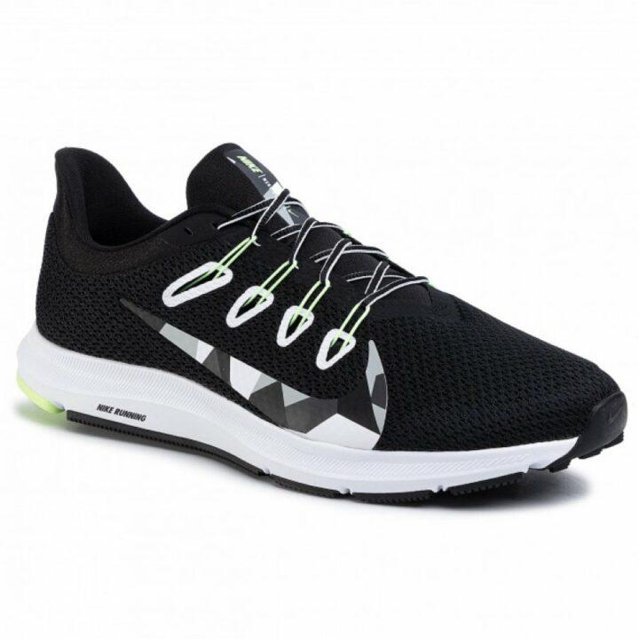 Nike Quest 2 fekete férfi sportcipő
