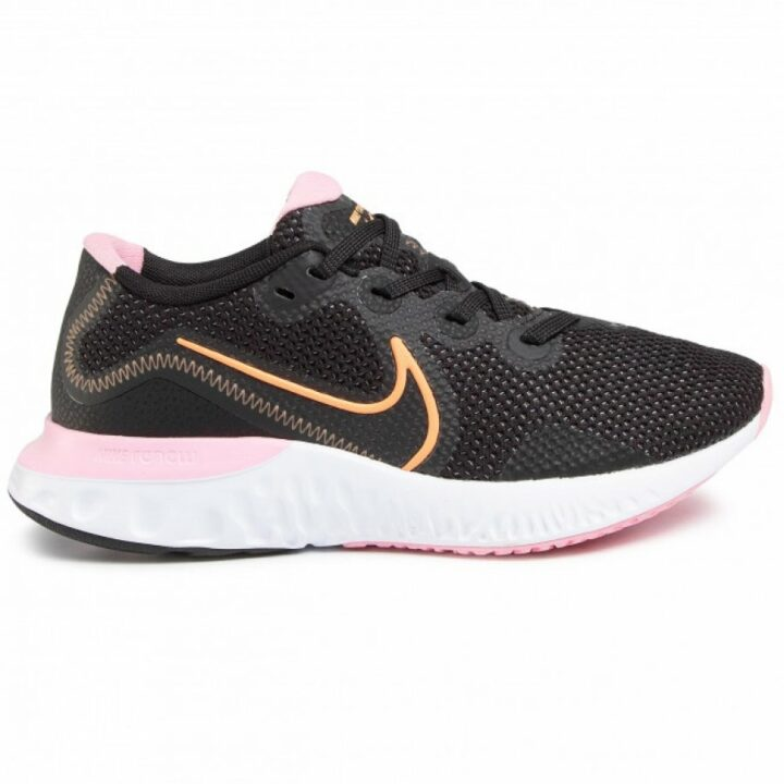 Nike Renew Run fekete női futócipő