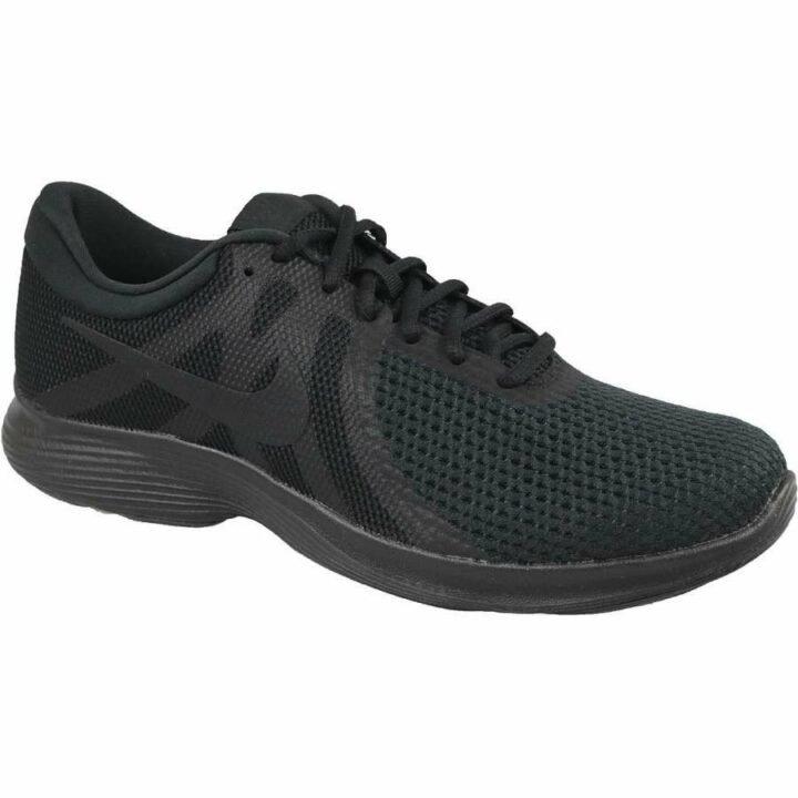 Nike Revolution 4 EU fekete férfi sportcipő