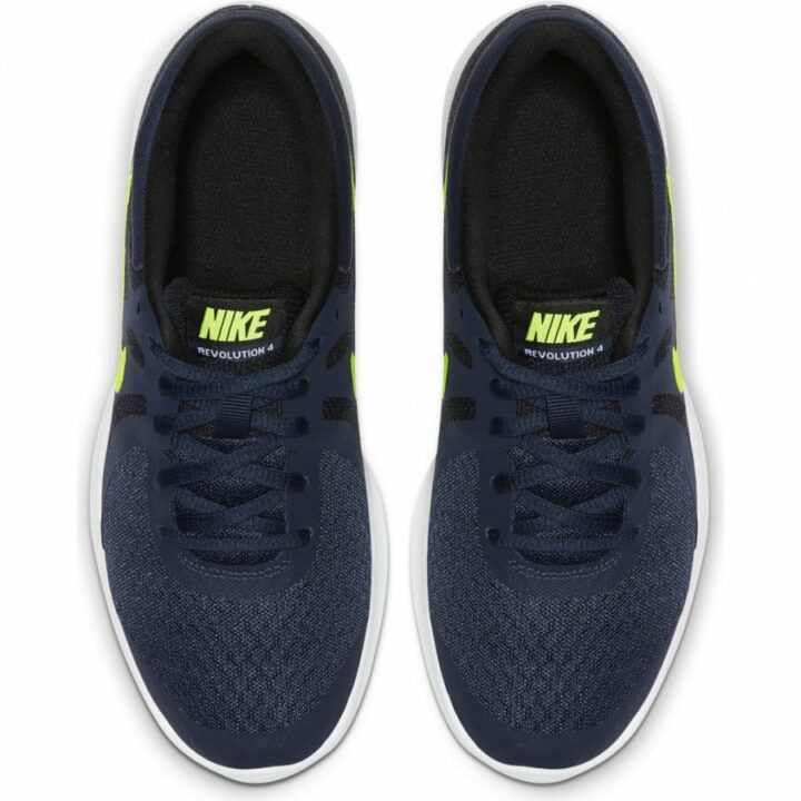 Nike Revolution 4 GS kék sportcipő
