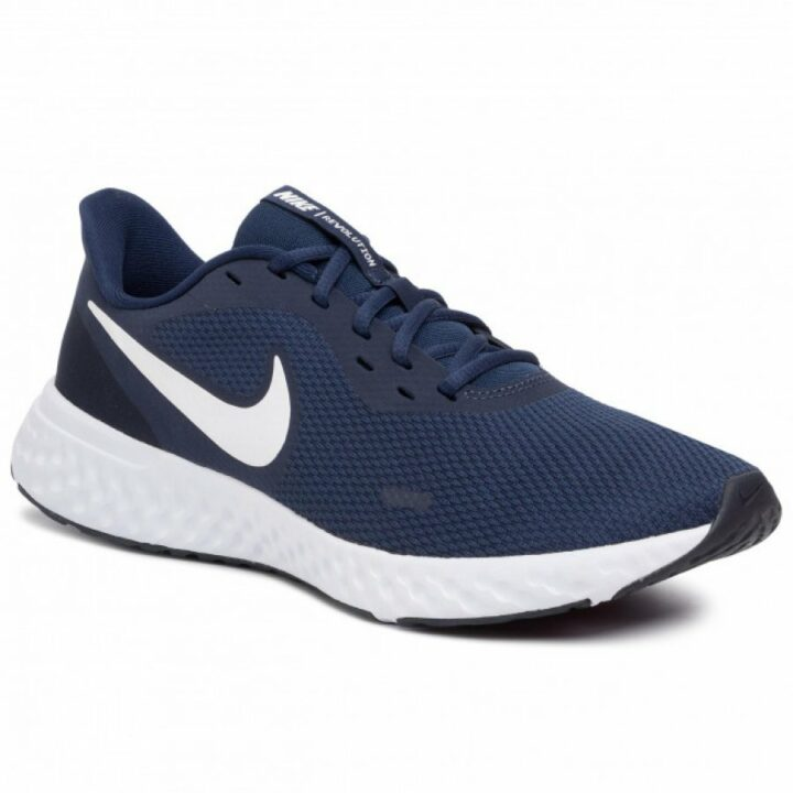 Nike Revolution 5 kék férfi sportcipő
