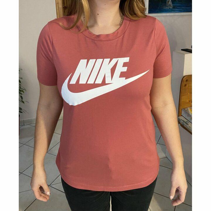 Nike rózsaszín női póló