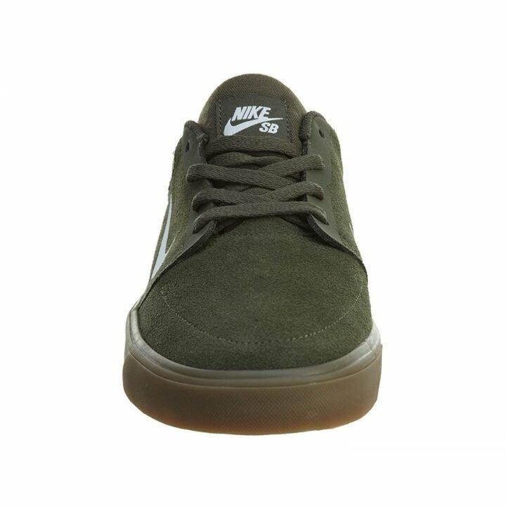 Nike SB Portmore zöld férfi utcai cipő