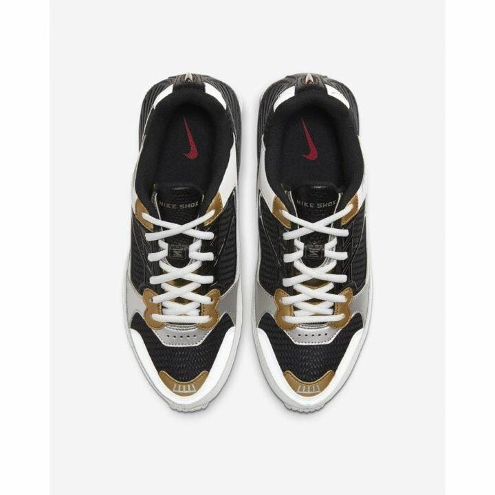 Nike Shox Enigma fehér női utcai cipő