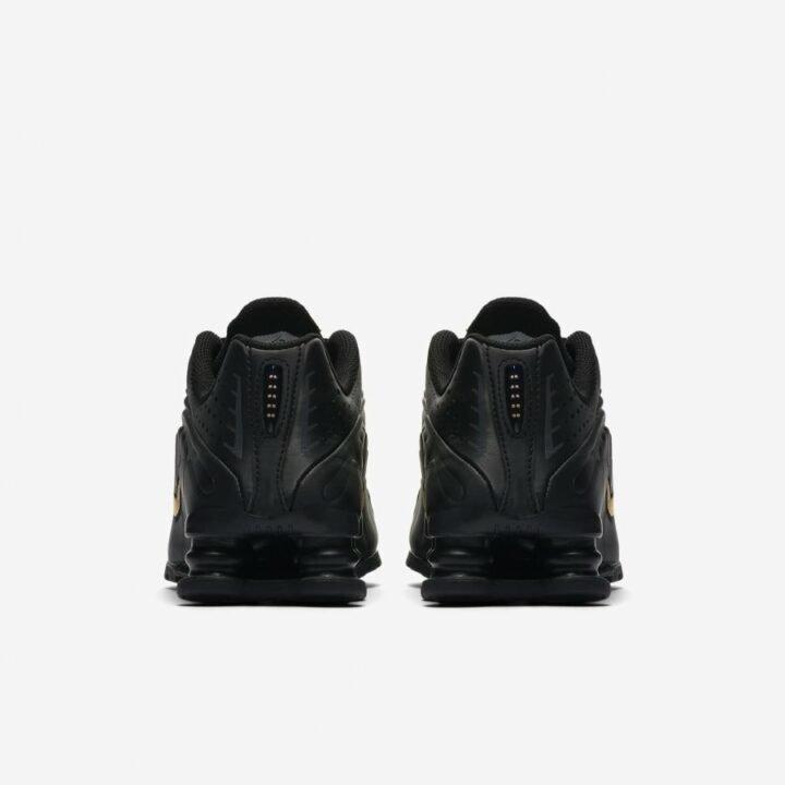 Nike Shox R4 fekete női utcai cipő
