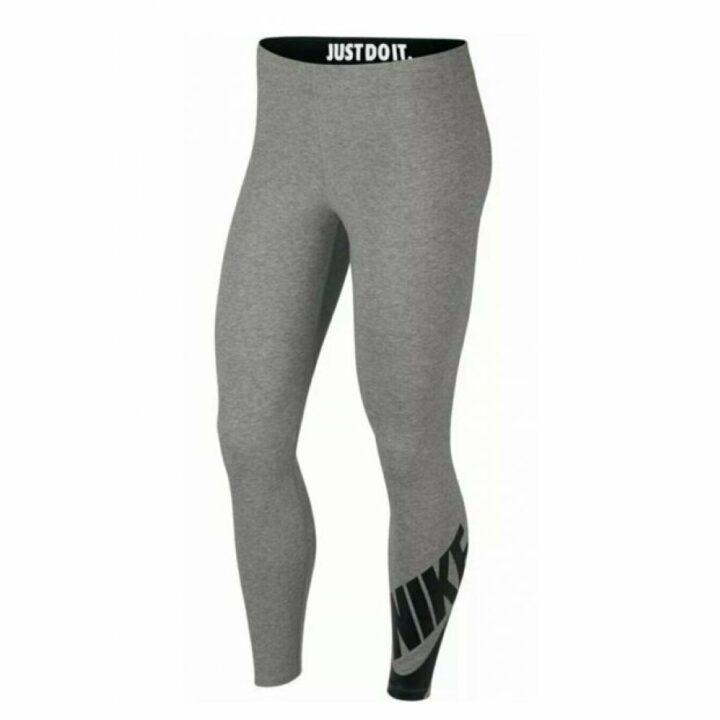 Nike szürke női training alsó