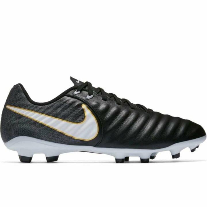 Nike Tiempo Ligra IV FG fekete férfi focicipő