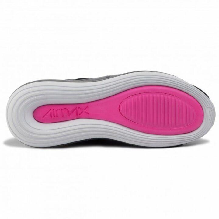 Nike W Air Max 720 SE fekete női utcai cipő