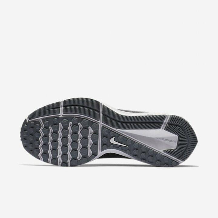 Nike W ZM Winflo 5 Run Shield szürke női sportcipő