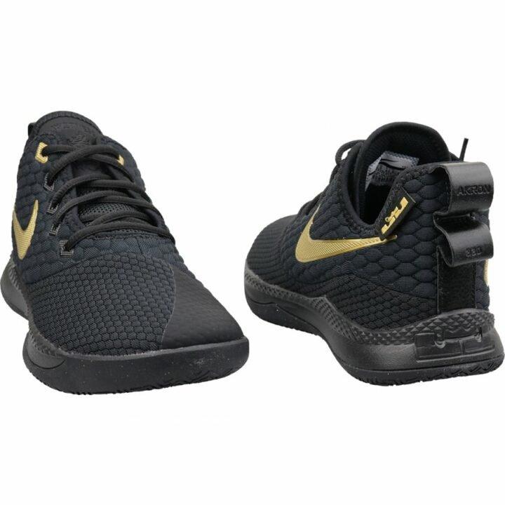Nike Witness III fekete férfi sportcipő