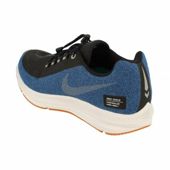 Nike Zoom Winflo 5 Run Shield kék férfi sportcipő