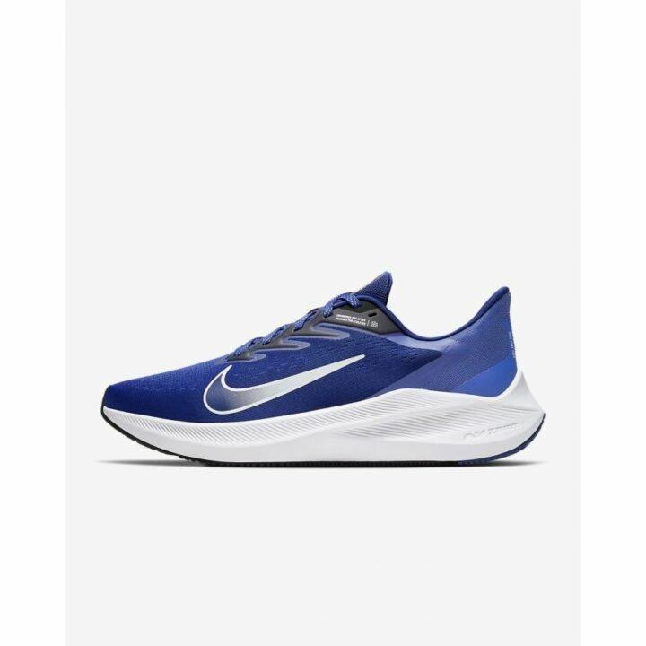 Nike Zoom Winflo 7 kék férfi sportcipő