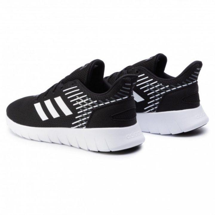 Adidas Asweerun fekete futócipő