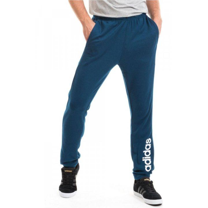 Adidas Lin Pant kék férfi melegítőnadrág