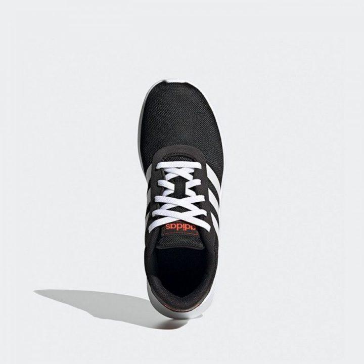 Adidas Lite Racer 2.0 K fekete utcai cipő