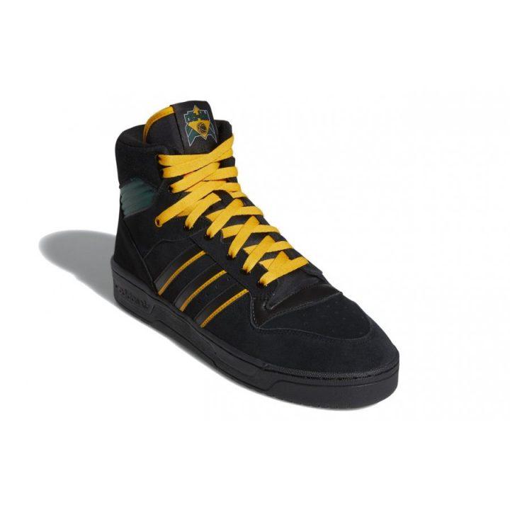 Adidas Originals Rivalry HI OG fekete férfi utcai cipő