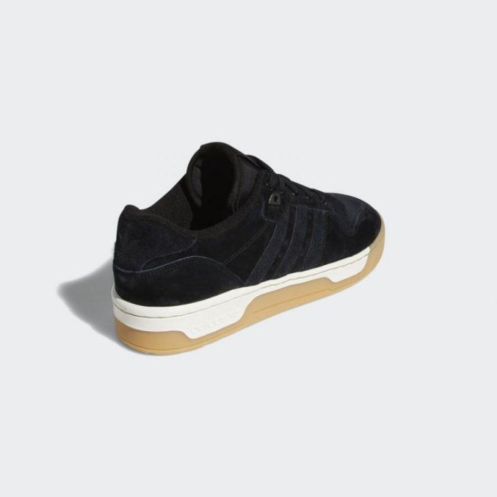 Adidas RIVALRY LOW fekete utcai cipő