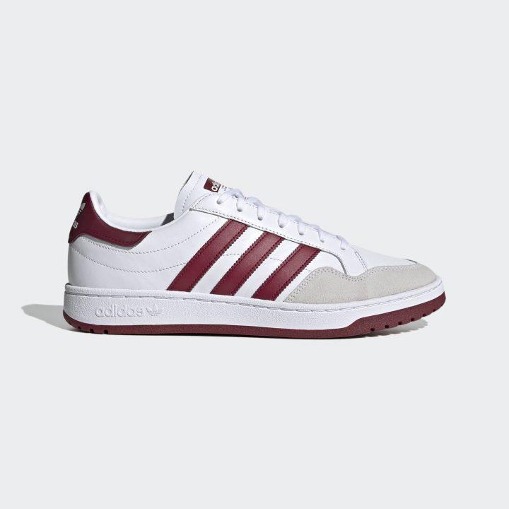 Adidas Team Court fehér férfi utcai cipő