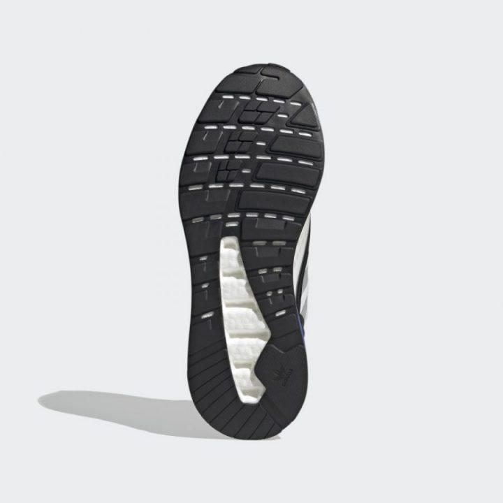 Adidas ZX 2K BOOST fehér férfi futócipő