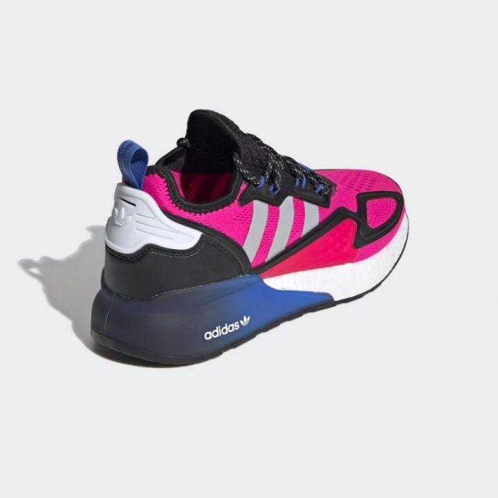 Adidas ZX 2K BOOST rózsaszín futócipő