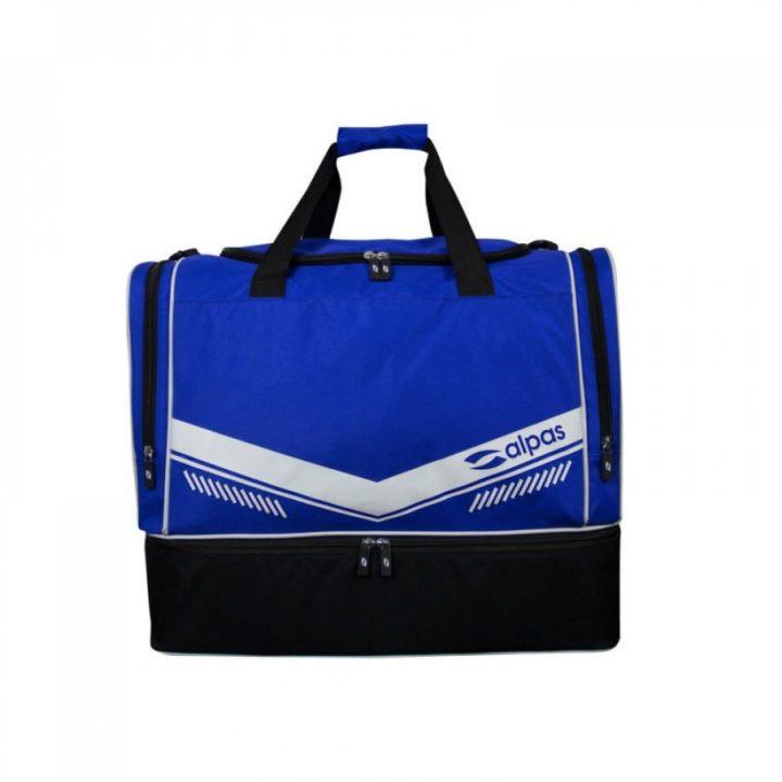 Alpas kék táska
