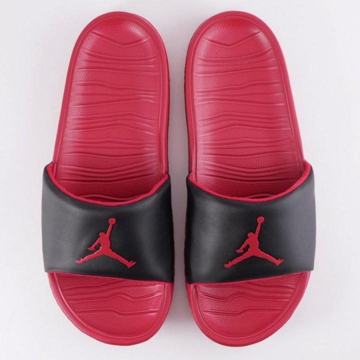 Jordan Break Slide piros férfi papucs