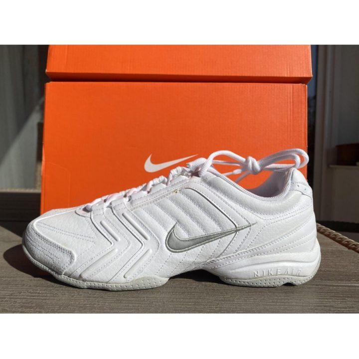 Nike Air Affect 4 Leather fehér férfi utcai cipő