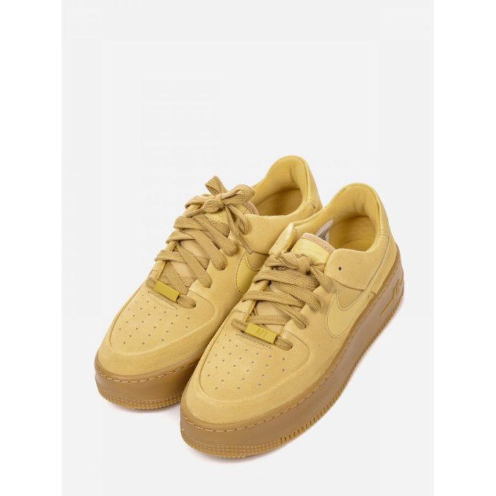 Nike Air Force 1 LOW SAGE barna utcai cipő