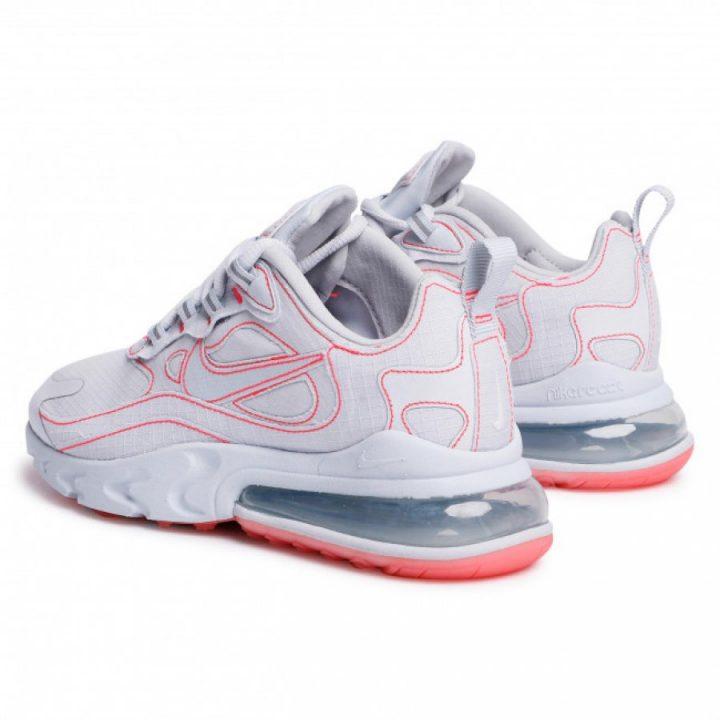 Nike Air Max 270 React Sp szürke férfi utcai cipő