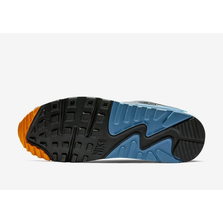 Nike Air Max 90 Essentials szürke férfi utcai cipő