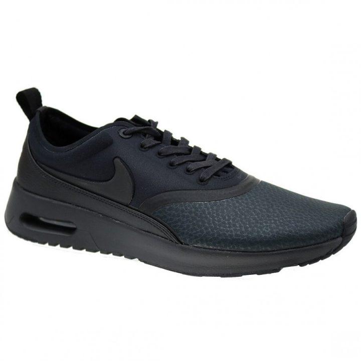Nike Air Max Thea Ultra Premium fekete női utcai cipő