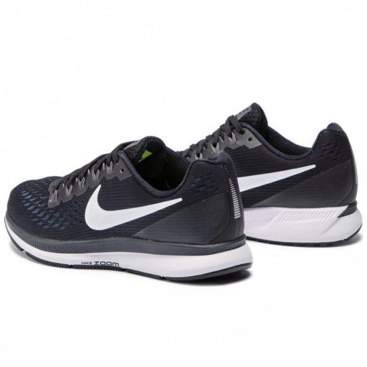 Nike Air Zoom Pegasus 34 fekete futócipő