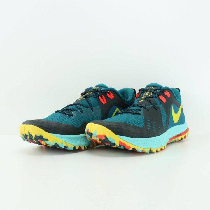 Nike Air Zoom Wildhorse 5 több színű férfi túracipő