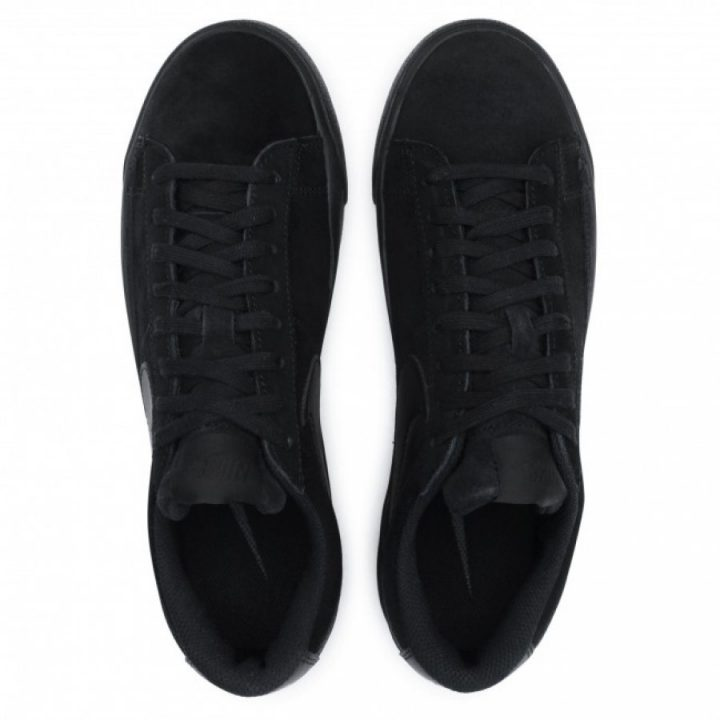 Nike Blazer Low Le fekete férfi utcai cipő