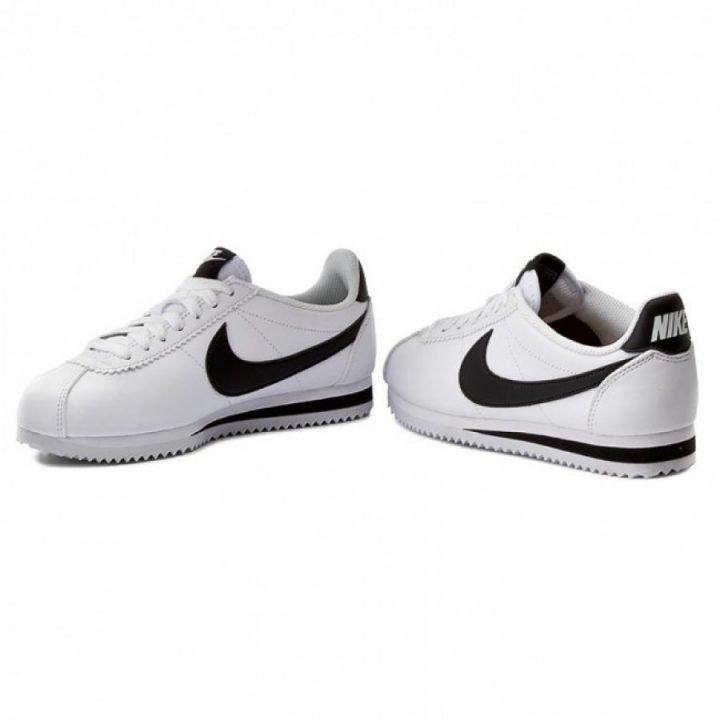 Nike Classic Cortez Leather fehér utcai cipő