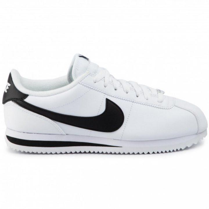 Nike Cortez Basic Leather fehér női utcai cipő