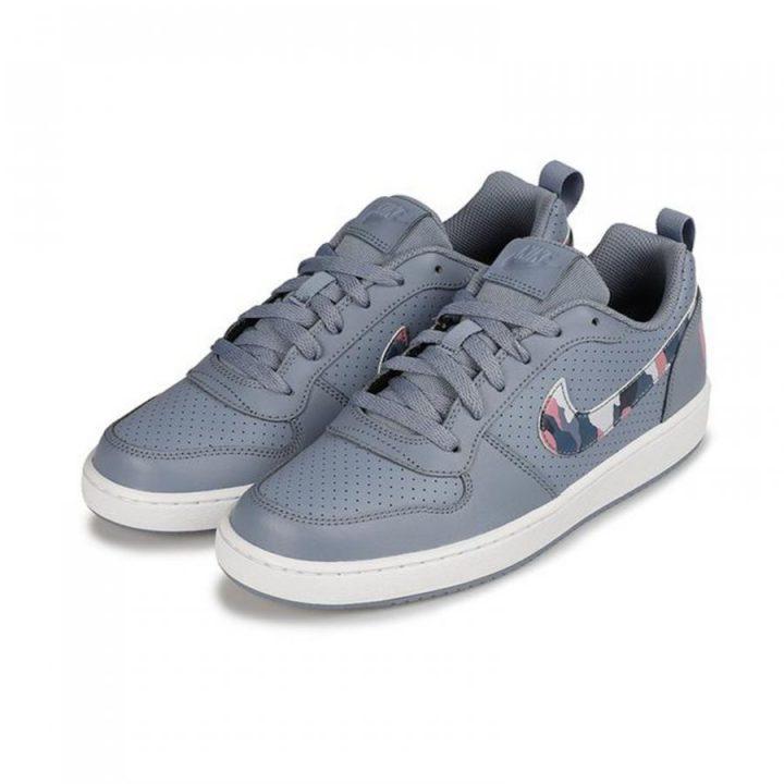Nike Court Borough Low GS kék utcai cipő