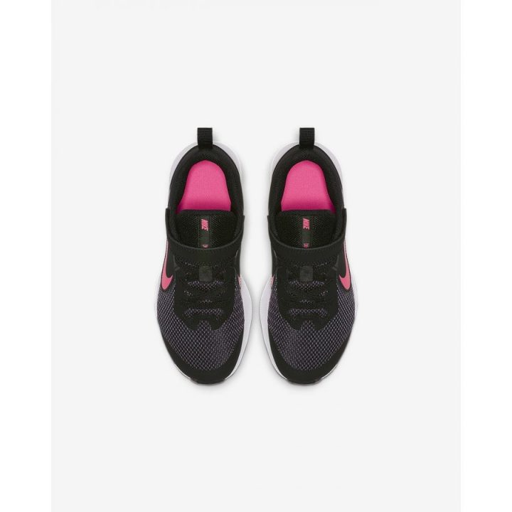 Nike Downshifter 9 fekete lány utcai cipő