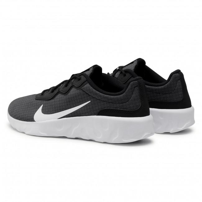Nike Explore Strada fekete férfi utcai cipő