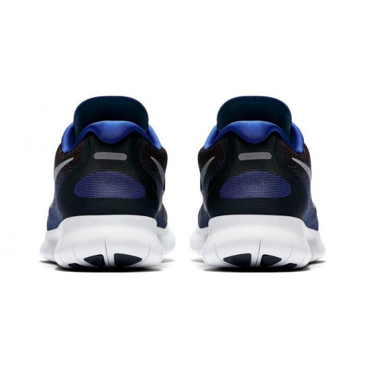 Nike Free RN 2017 kék férfi futócipő