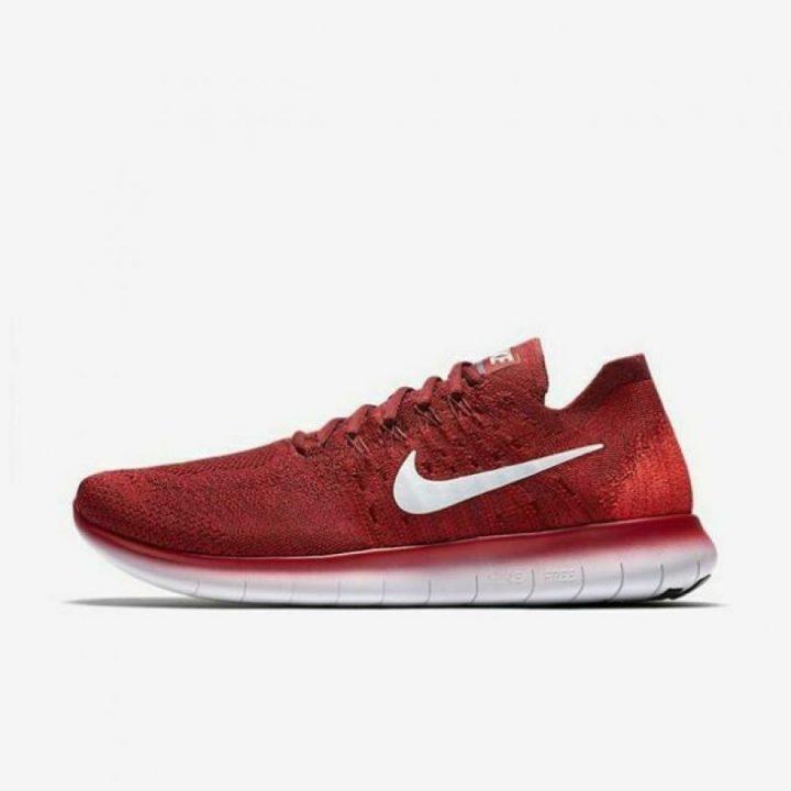 Nike Free RN 2017 piros férfi futócipő