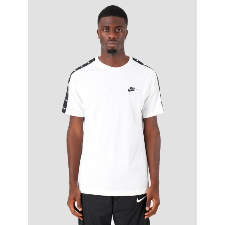 Nike Futura Tape fehér férfi póló
